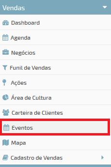 evento menu